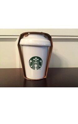 Starbucks Nesting Cups - NEW Set of 3 Holiday 2016 Christmas Ornaments