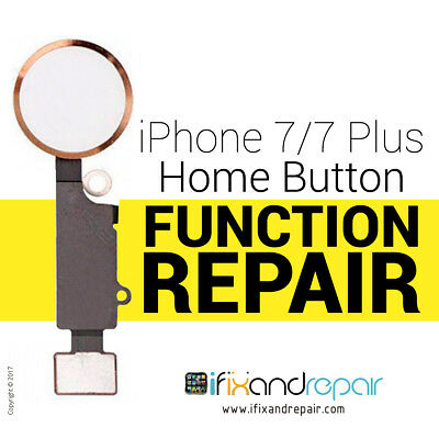 iPhone 7/7 Plus Home Button Function Repair