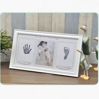 Baby Pearhead Clean-Touch Handprint Footprint Non-Toxic Ink Pad Newborn Gifts
