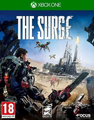The Surge - Xbox One - Brand New And Sealed