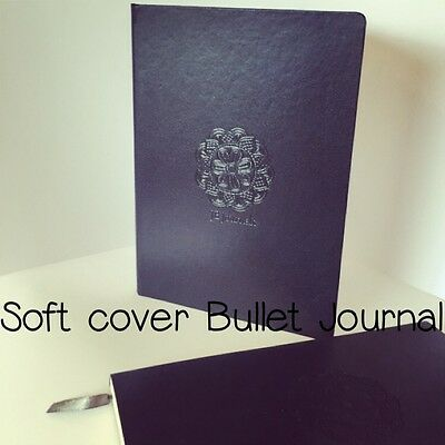 Bullet Journal A5 Dotted Notebook