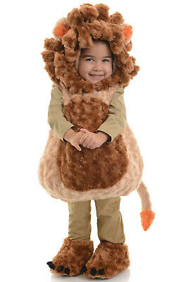 Brand New King of the Jungle Lion Baby Belly Toddler Costume