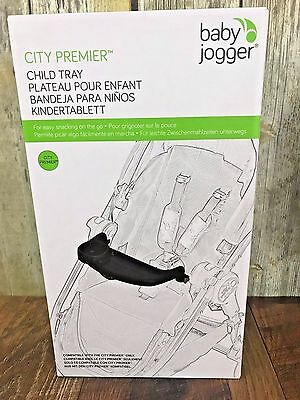 NEW Baby Jogger 2016 Child Snack Drink Tray City Premier Single Baby Stroller