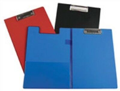 """C Line Products Inc 30600 8-1/2"""" X 11"""" Clipboard Folder Assorted Colors"""