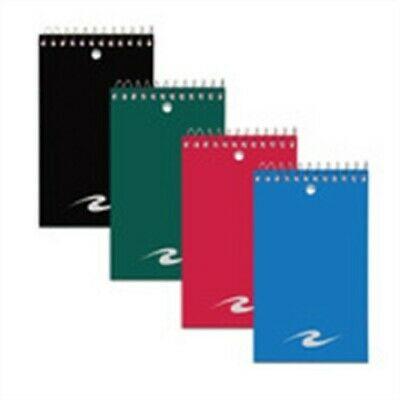 """Roaring Spring Paper Company 14016 3"""" X 5"""" 75 Sheet Memo Book Assorted Colors"""