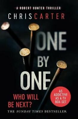 NEW One by One By Chris Carter Paperback Free Shipping