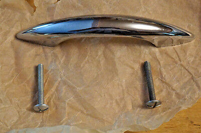 National Lock Co. New Old Stock 1950's Art Deco Drawer and Cupboard Pulls