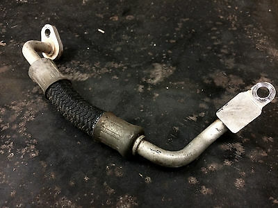 Genuine Yamaha left engine oil tank pipe hose YZ250F 2010-2013 17D-13465-00