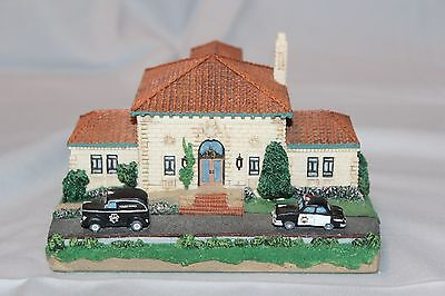 Danbury Mint Classic American Police Stations - GOLDEN GATE SAN FRANCISCO