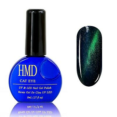 Canada 150 HMD Soak Off UV LED Gel Nails Polish 3D Cat Eye gel coat #022