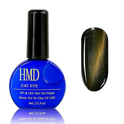 Canada 150 HMD Soak Off UV LED Gel Nails Polish 3D Cat Eye gel coat #007