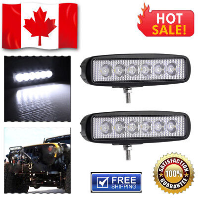 500W 52'' Combo Offroad Work LED Light Bar Driving DRL SUV 4WD Boat Truck+Wiring