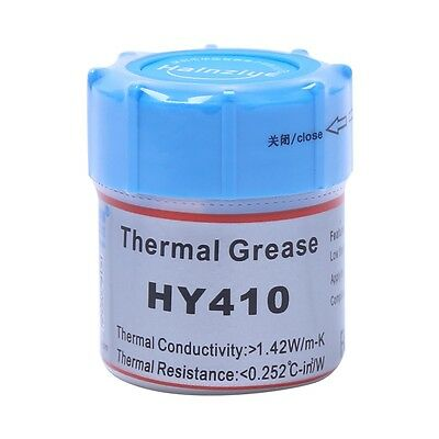 HY410 10g Thermal Compound Heat Sink Silicone Paste Cooler For PC CPU GPU