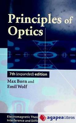 Principles of Optics. NUEVO
