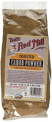 Bobs Red Mill Carob Powder Toasted - 18 oz