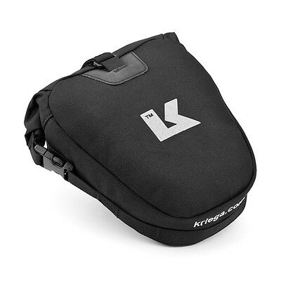 Kriega Rally Pack Bolt On / Tail Bag Motorcycle Motorbike Luggage