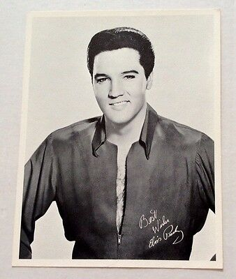 Elvis Presley - Original Bonus Photo - Kissin Cousins, 1964