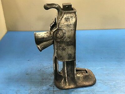 Templeton Kenly & Co Simplex 1017 10 Ton Railroad House Jack Used Cheap (1F)