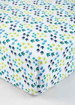 Kids Star Printed Single Fitted Sheet
