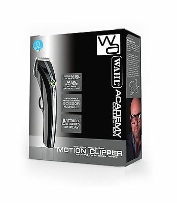 Wahl Academy Motion Lithium Mains WM8885-830 Clipper Limited Offer Price