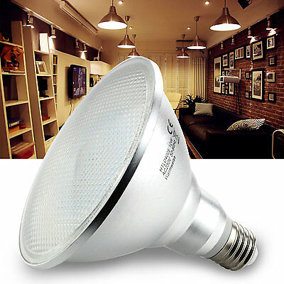 12W LED PAR38 Spot Light Bulb 120W Flood Lights Warm White E27 ES Reflector Lamp