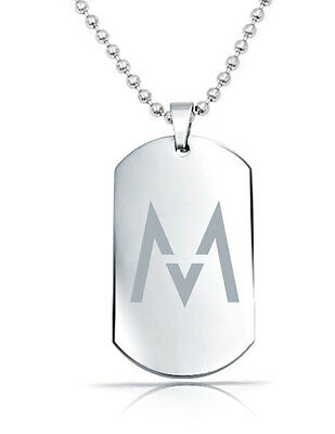 Maroon5 Music Band Dog tag Dogtag Pendant Necklace FREE Text/Image on the back