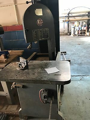 Rollins Metal Band Saw