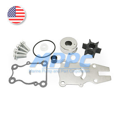 Yamaha Outboard Water Pump Impeller Repair Kit 63D-W0078-01-00 OEM Replacement
