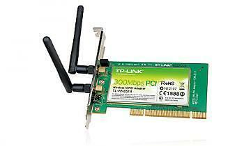 TP-LINK TL-WN851ND Wireless N Adapter