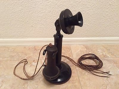 Vintage Western Electric & American Bell Telephone Candlestick Phone