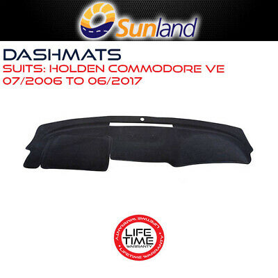 Dashmat For Holden Commodore - Ve 07/2006-08/2011 Dash Mat