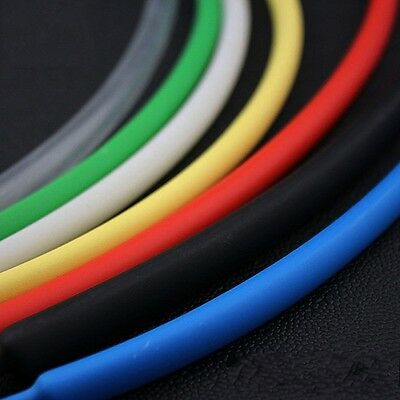 Φ3mm 2:1 Heat Shrink Tubing Electrical Wrap Tube Sleeving Cable 1-20M 7 Colors