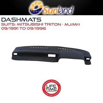 Dashmat For Mitsubishi Triton - Mj/mh 09/1991-09/1996 Dash Mat