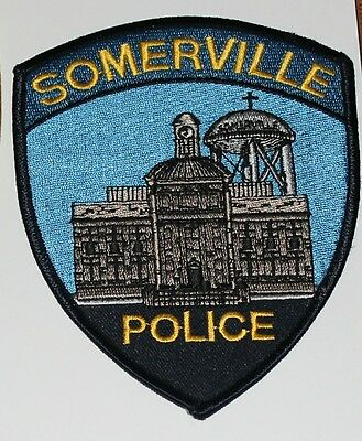 Nice SOMERVILLE POLICE Fayette County Courthouse Tennessee TN PD patch