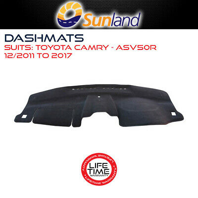 Dashmat For Toyota Camry - Asv50R 12/2011-2017 Dash Mat