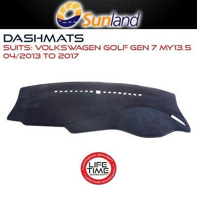 Dashmat For Volkswagen Golf - Gen 7 My13.5 04/2013-2017 Dash Mat