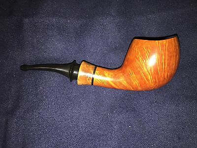 highly collectible Freehand Pfeife - pipe – pipa, Handmade by HaJo Ziglowski