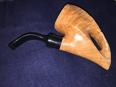 highly collectible Freehand Pfeife - pipe – pipa Handmade by Manfred Hortig