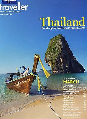 Lonely Planet Traveller Magazine: Issue 49: January 2013: Thailand