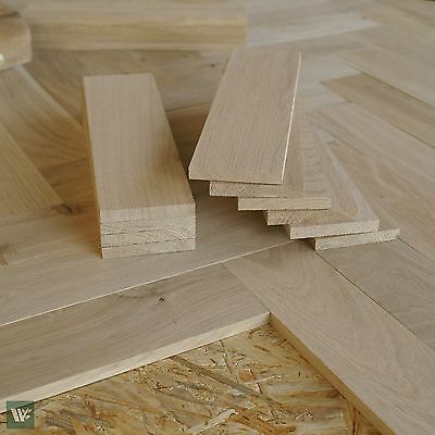 Classic 11inch Herringbone Overlay Parquet Battens Lamparquet 10mm Thick HN10