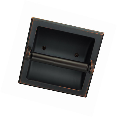Designers Impressions Sunset Series Oil Rubbed Bronze Toilet Paper Holder