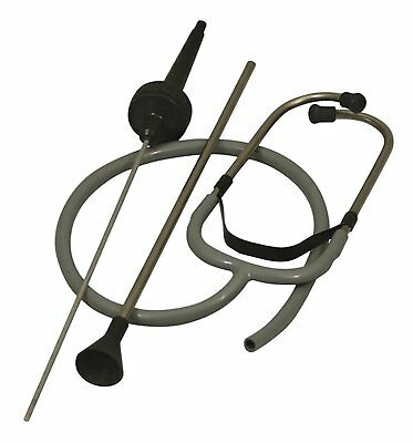 Stethoscope Kit Detects Both Mechanical Air Induced Sounds Diagnostic Tools