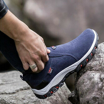 1 Pair Men's Sports Shoes Outdoor Breathable Casual Sneakers Fashion