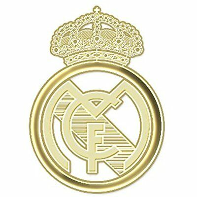 Stickers & Sticker Machines 24k Gold Plated Real Madrid Emblem Cell Phone