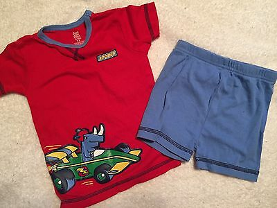 EUC Carter's (Just One Year) Pajamas Size 2T