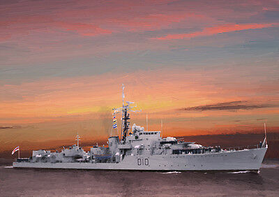 Hms Cassandra - Hand Finished, Limited Edition (25)