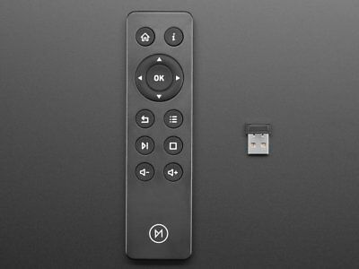 Official XBMC OSMC MCE Remote for Raspberry Pi