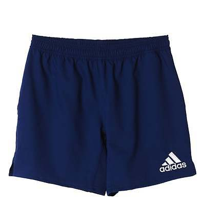 adidas Classic 3-Stripes Mens Rugby Shorts