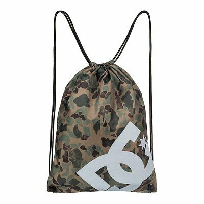 Saco sport (Gymsack) DC Shoes Cinched Marrón Unisex