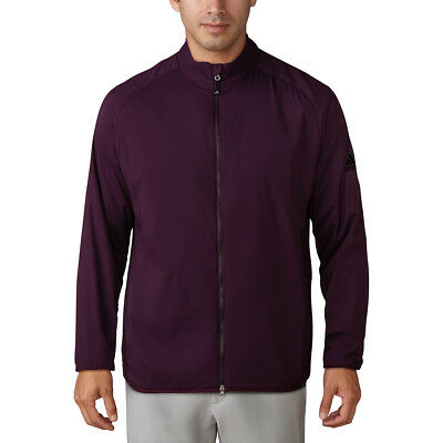 Adidas Climaheat Full Zip Jacket Red M - SAMPLE